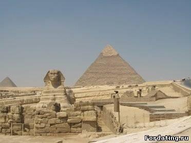 Пирамиды, Египет